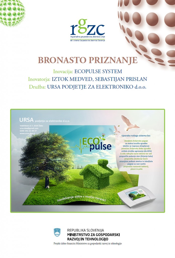 Sebastijan Prislan - Iztok Medved - ECOpulse system
