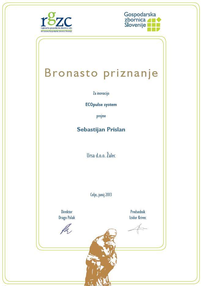 Sebastijan Prislan - Ursa doo