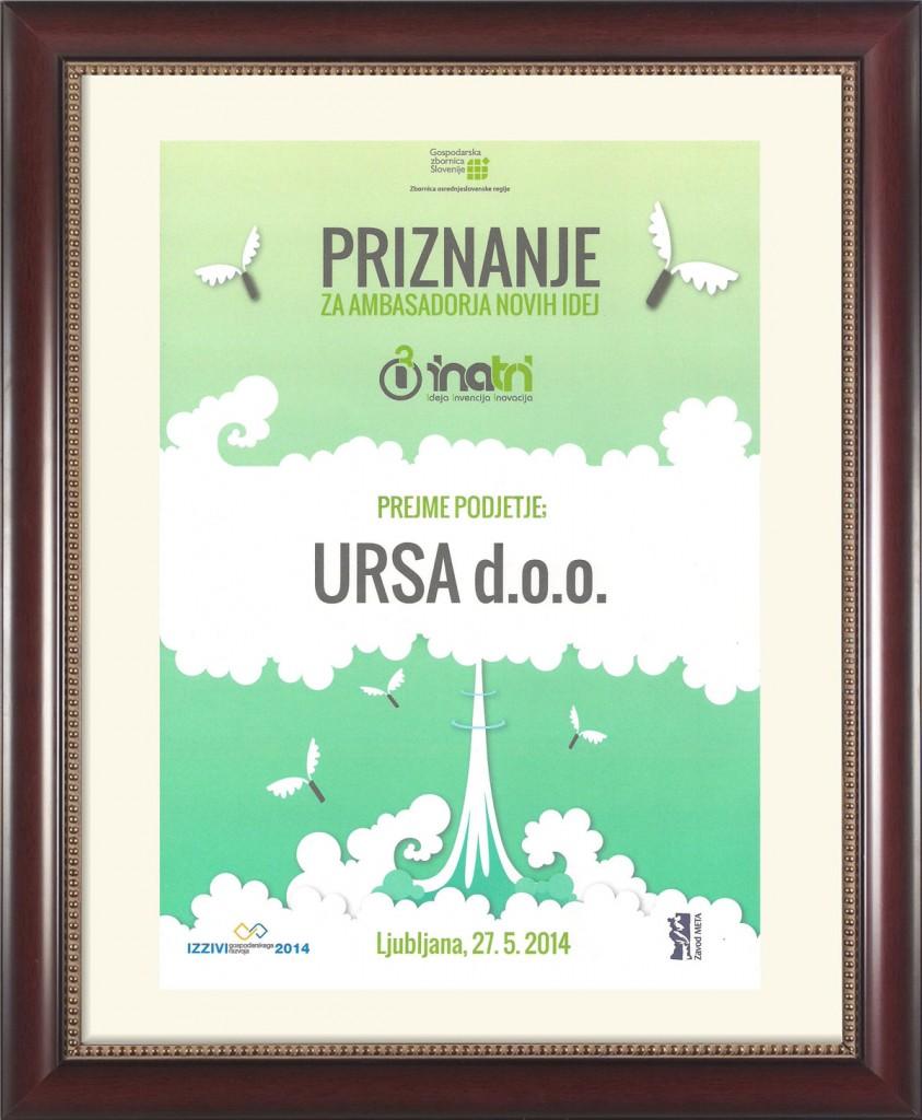 URSAdoo-Iztok Medved-Sebastijan Prislan-ambasador-novih-idej